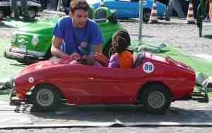 Campagna per la sicurezza stradale diAX1G-Roma